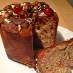 Panettone estilo panadería