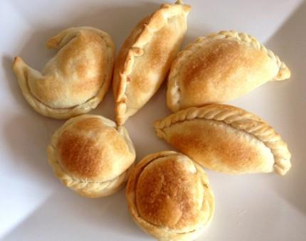 Relleno de empanadas a los cuatro quesos