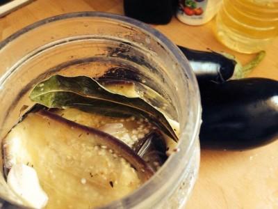 receta de berenjenas en escabeche para conservar