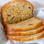 Pan alemán ( para máquina de pan)