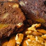 Budín de chocolate y especias