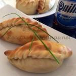 Empanadas de pollo a la crema