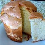 Pan dulce con naranjas confitadas y glaseado de almendras