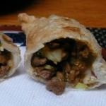 Empanadas de carne criollas fritas