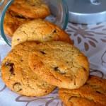 Galletas (Cookies) con chips de chocolate