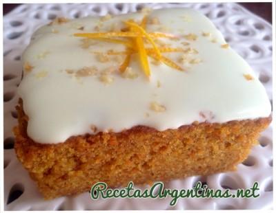 Torta de zanahoria ( Carrot Cake)