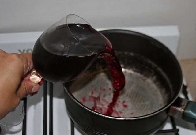 Contacto con lo divino  vino