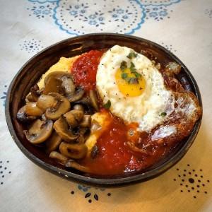 Polenta Gourmet (para los que dicen que la polenta no es rica)
