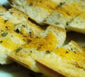 tostadas saborizadas