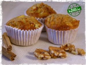 Muffins de manzanas