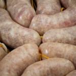 Chorizo de cerdo casero