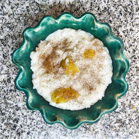 arroz con leche la guerrilla food