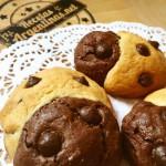 Brookies ( Brownie y cookie en una galleta)