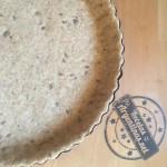 Masa para tarta Integral con semillas
