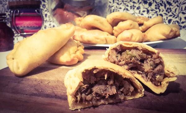 Empanadas de Osobuco, de @ivituc