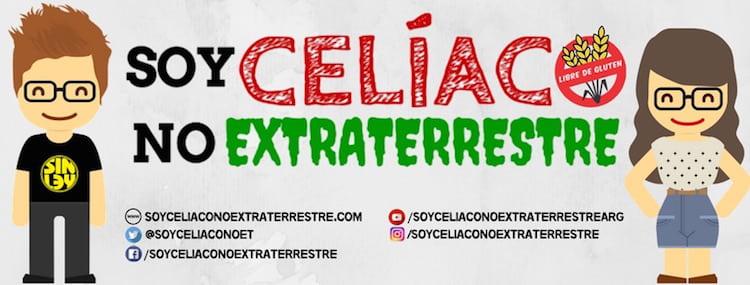 Soy Celiaco, no extraterrestre
