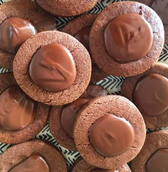 Pepas de Chocolate