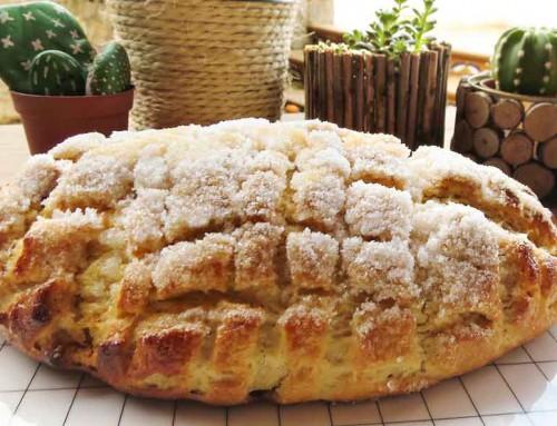 Pan peludo (versión dulce)