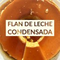 flan de leche condensada